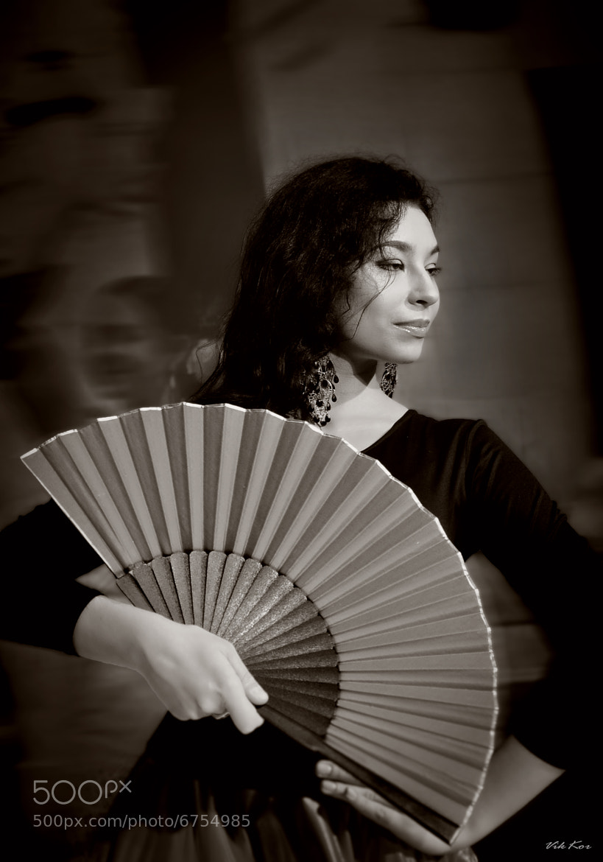 Photograph Flamenco girl by Viktor Korostynski on 500px