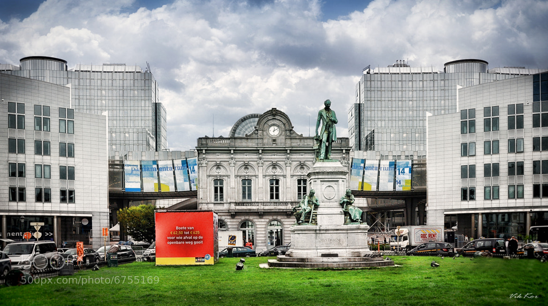 Photograph Brussels by Viktor Korostynski on 500px