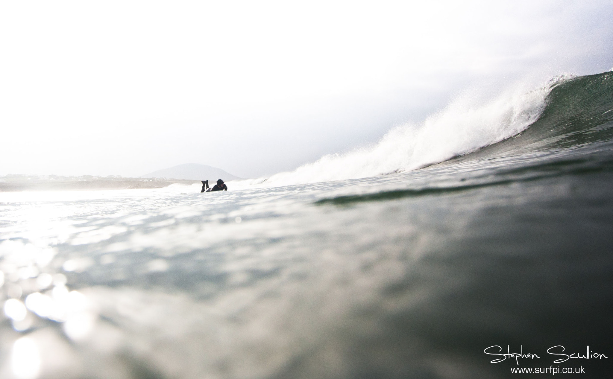 Photograph Paddle Out by Stephen  Scullion on 500px