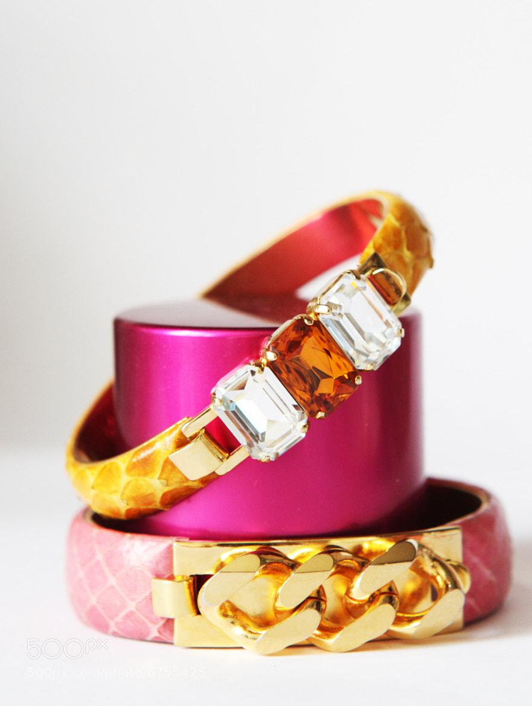 Photograph bracelets by Yana Yavorskaya on 500px