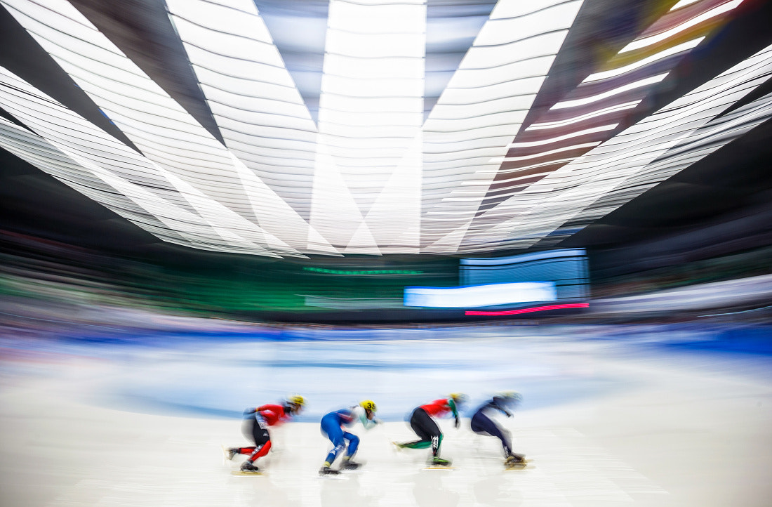 Photograph shorttrack by Martin Kozák on 500px