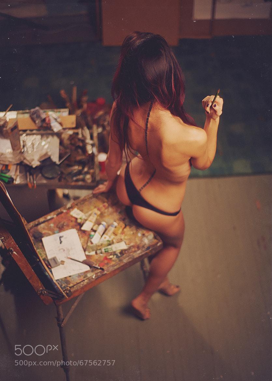 Photograph Sonya by Kirill Chernyavsky on 500px