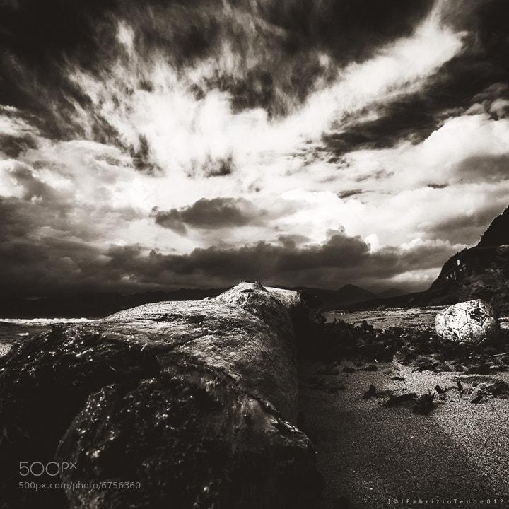 Photograph Cast away by Fabrizio Tedde on 500px