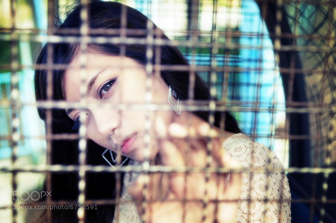 Photograph I gaze  by Ming Lin on 500px