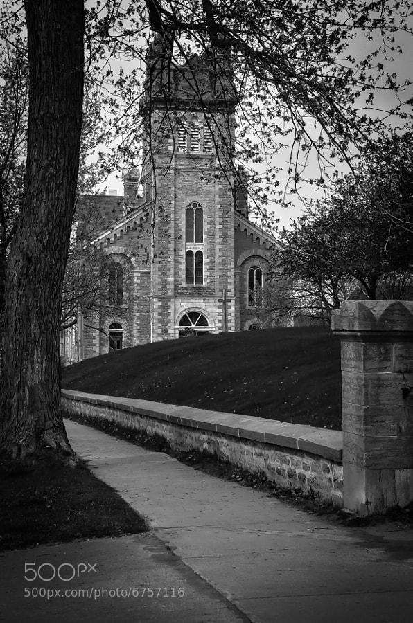 Bridge St. United Church, Belleville, ON