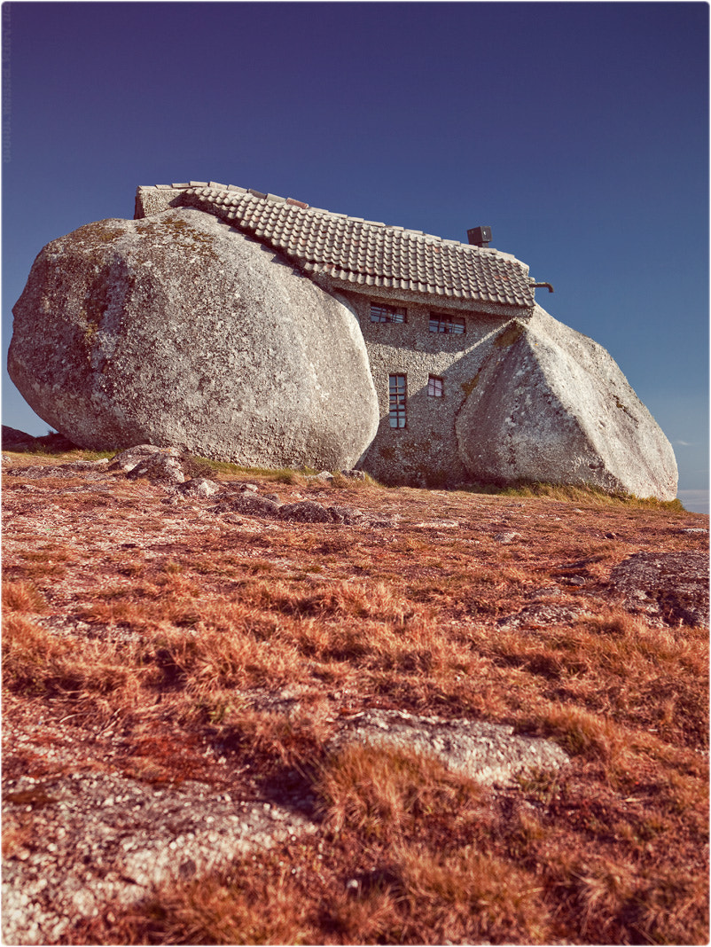 Photograph Stone house in Fafe Mountains in Portugal. by Nessa  G. on 500px