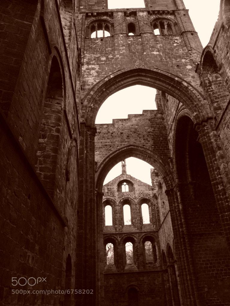 Photograph Kirkstall Abbey, Leeds by Artemis Barkhin on 500px