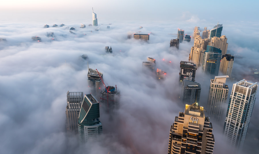 Wrapped By The Misty by Dany Eid on 500px.com
