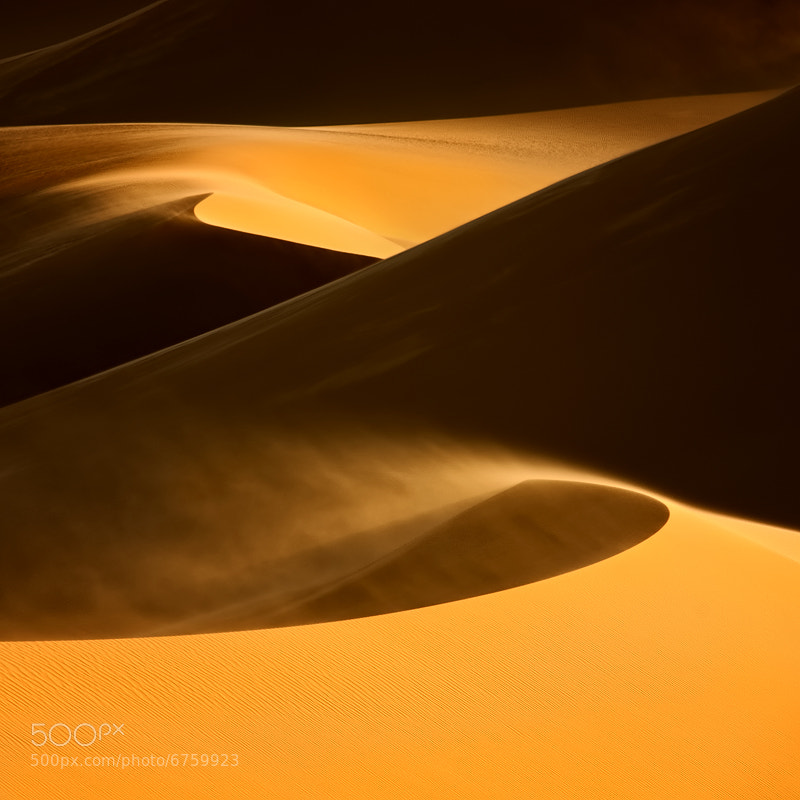 Photograph [ ... dunes ]  by Raymo-Photography on 500px