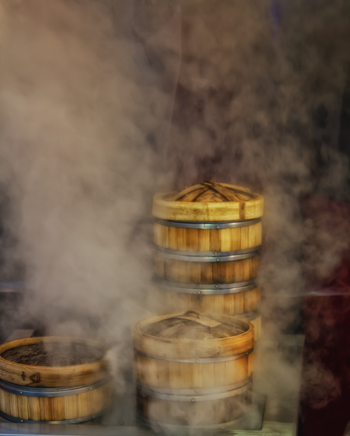 Photograph Steamed Chinese Dumplings by David Edenfield on 500px