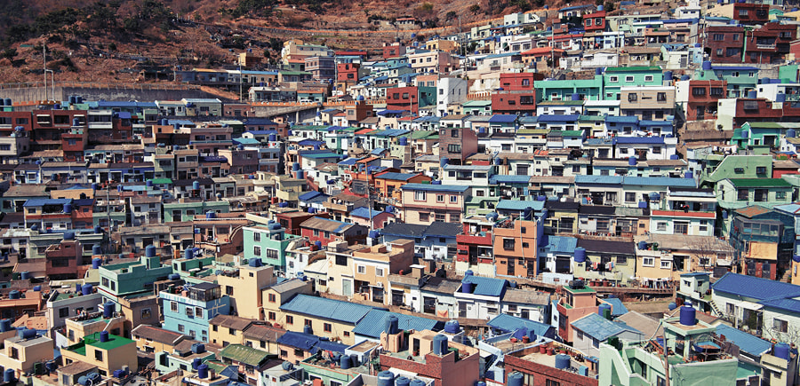 Photograph Santorini of Korea by Young Wook Woo on 500px