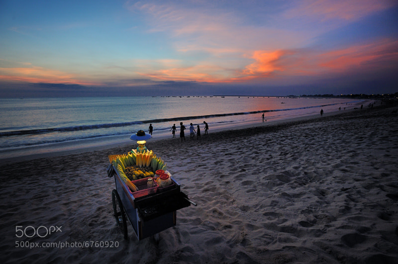 Photograph A fruit for a sunset by Romain Chassagne on 500px