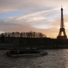La seine by Mathieu C (DukeDino)) on 500px.com