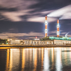 Постер, плакат: Mosenergo Power Station 12 Moscow