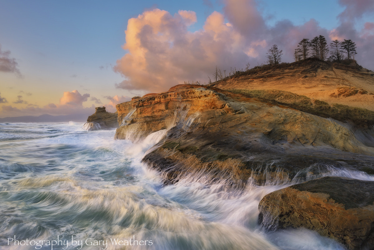 Photograph Turbulent sea by Gary Weathers on 500px
