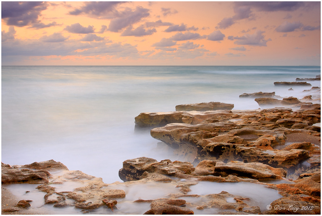 Photograph Pastel Tides by Don Lacy on 500px