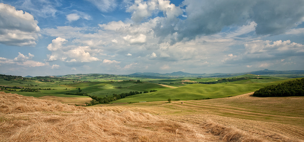 Photograph Val d'orcia, Italy by John Barclay on 500px