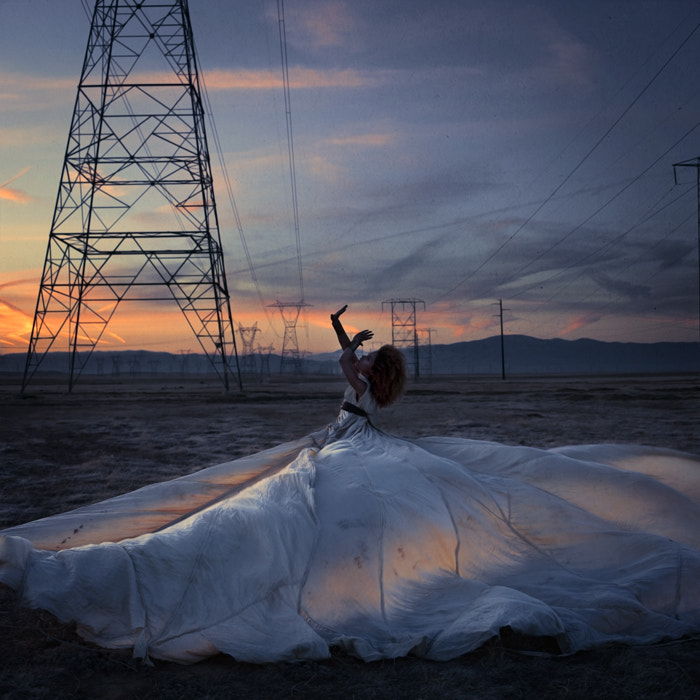 Photograph The Power Play by Brooke Shaden on 500px