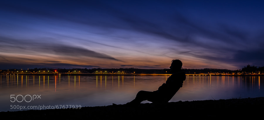 Photograph Silhouette by okdios on 500px