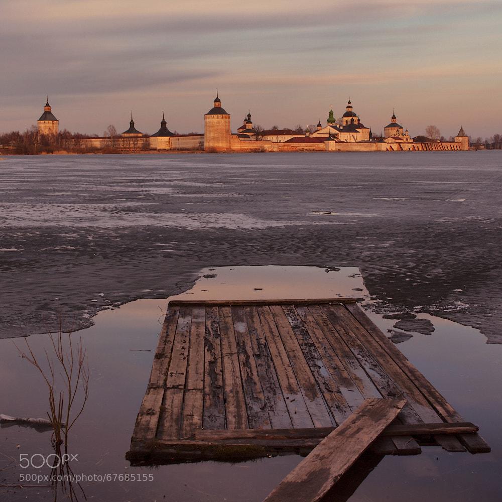 Photograph Кирилло-Белозерский монастырь . by Игорь Маснык on 500px