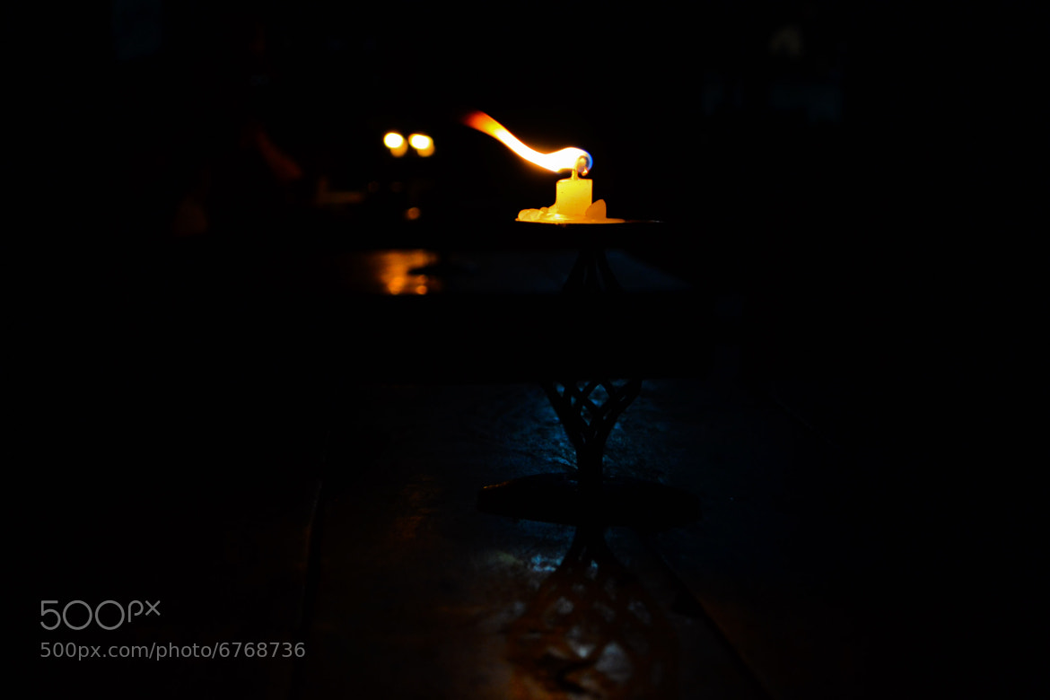 Photograph Free flame by kumar varun on 500px