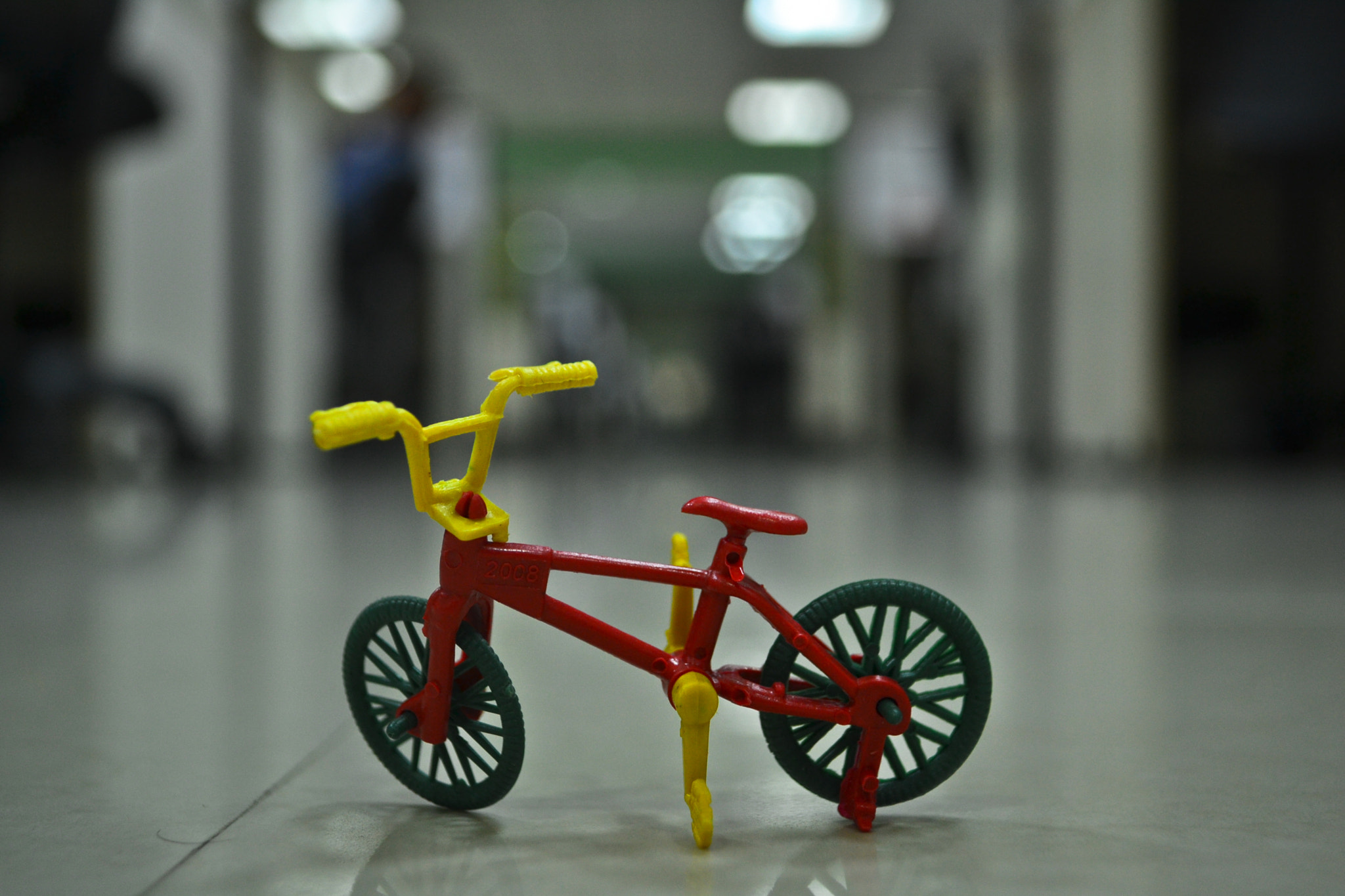 Photograph biking inside office by kumar varun on 500px