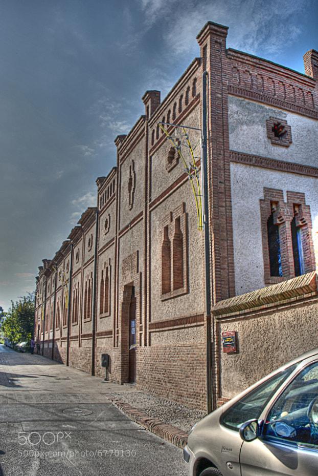 Photograph Colonia Güell by Juan Carlos Arranz on 500px