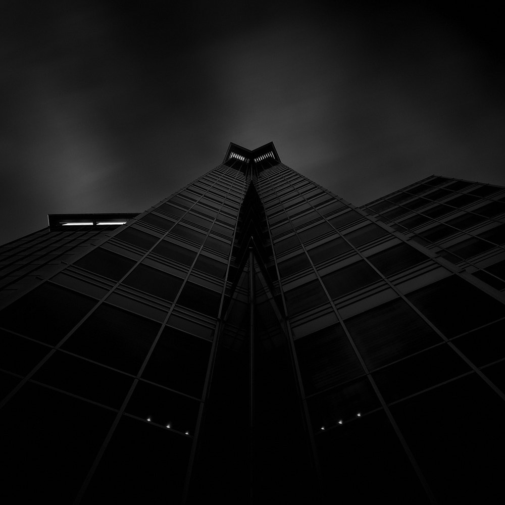 Photograph Dark City by Gavin Dunbar on 500px