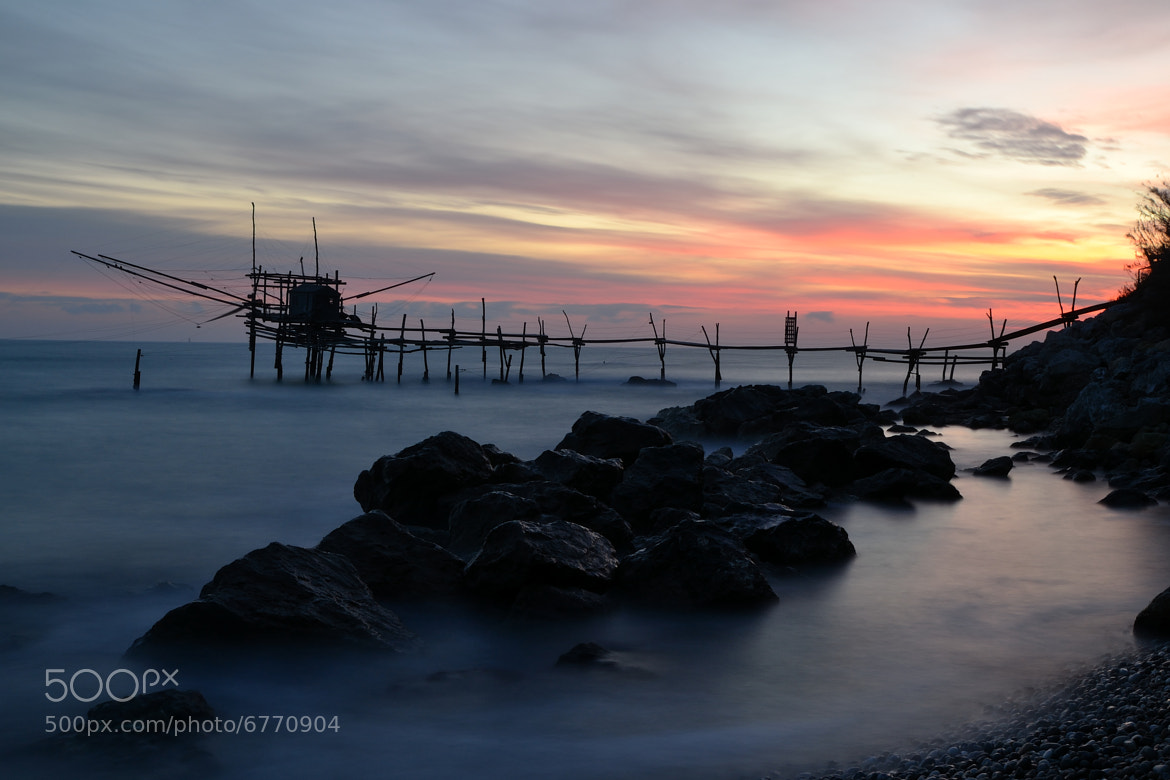Photograph TRABOCCO by Stefano  Senaturo  on 500px