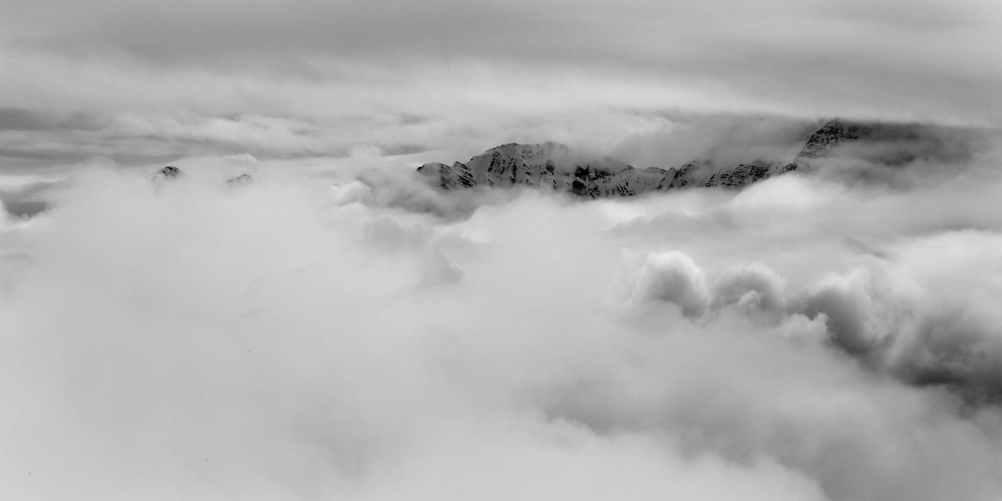 Photograph Swiss Mountains by Rutger Geerling on 500px