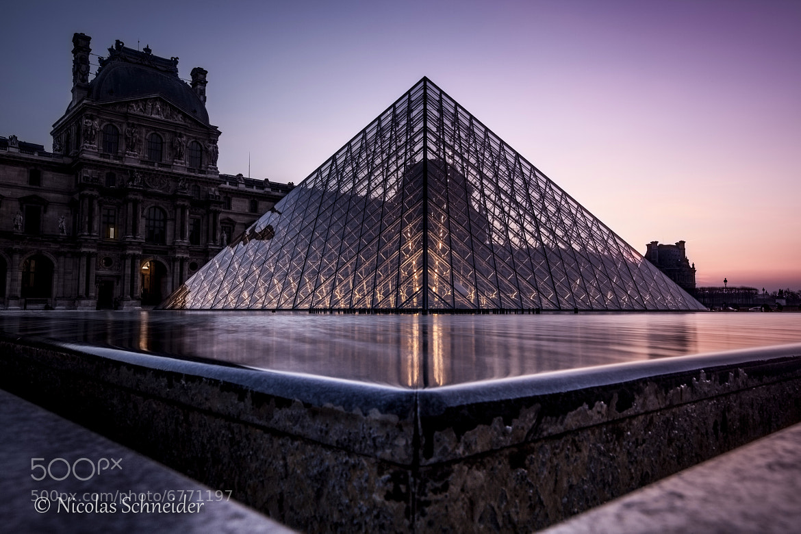Photograph pyramid by Nicolas Schneider on 500px