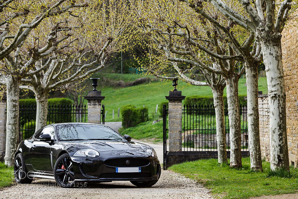 Photograph Jaguar XKR by Julien Fautrat on 500px