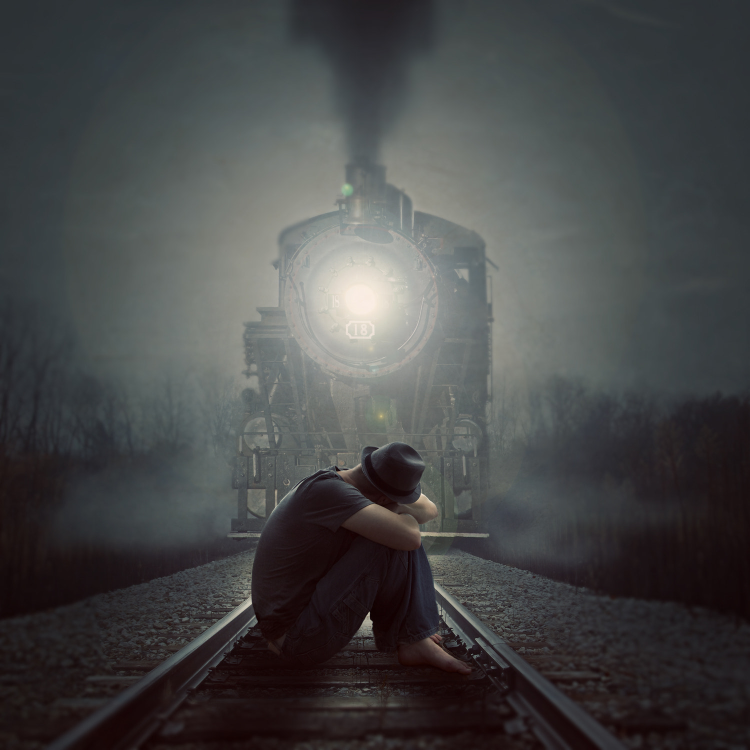Photograph Train Of Thought by Shawn Van Daele on 500px