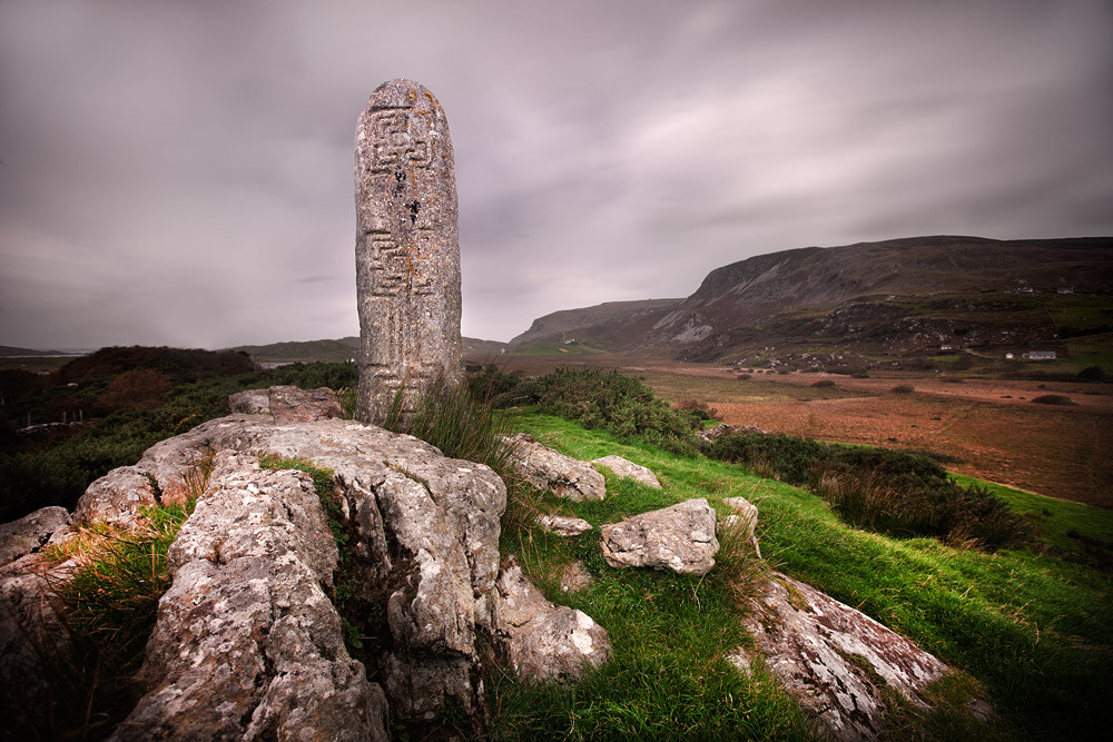 Photograph Glencolmcille Pillar by Stephen Emerson on 500px