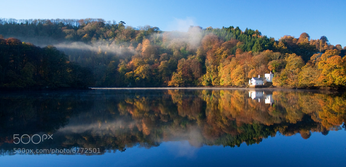 Photograph The Boathouse by Rob Purdew on 500px