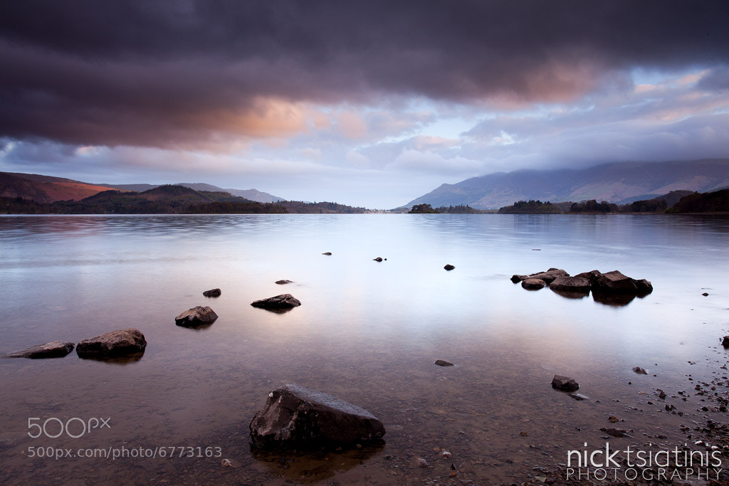 Photograph Morning, Keswick by Nick Tsiatinis on 500px
