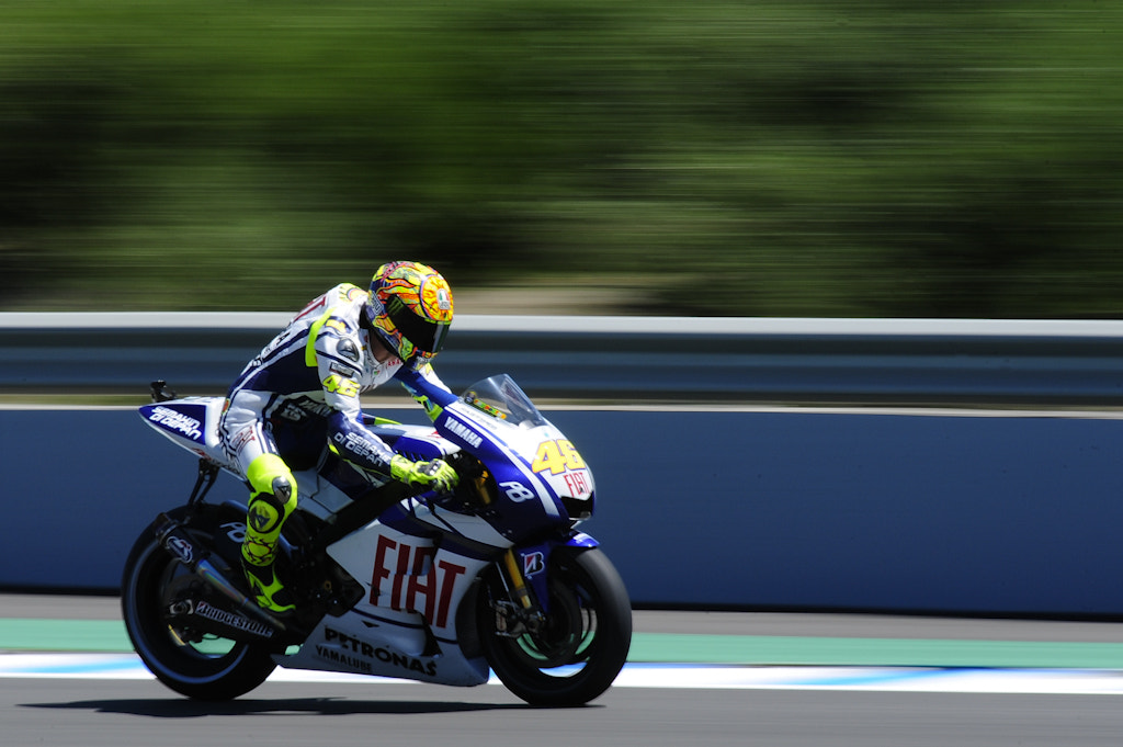 Photograph Valentino Rossi by Daniel Tejedor on 500px