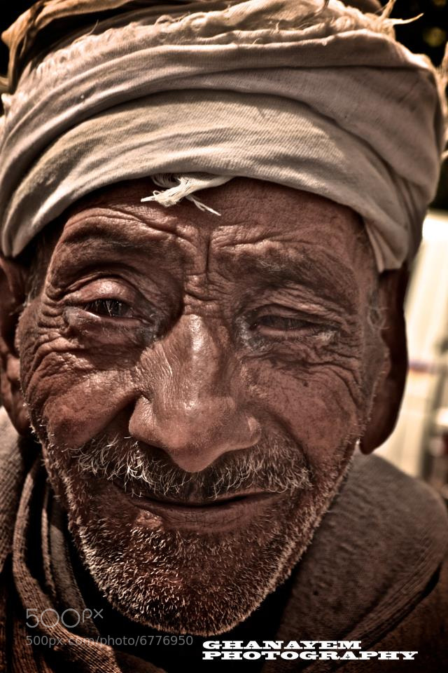 Photograph Egypt History in His Skin lines by jamil ghanayem on 500px