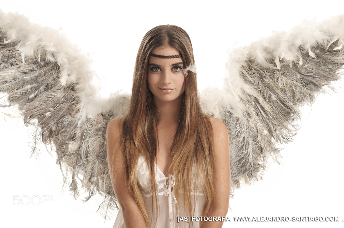 Photograph Angel by Alejandro Santiago on 500px
