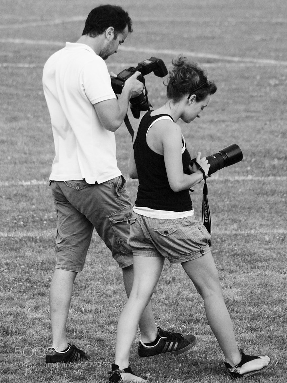 "Photograph ""Photographers"" by Kounoupis Anastasios  on 500px"