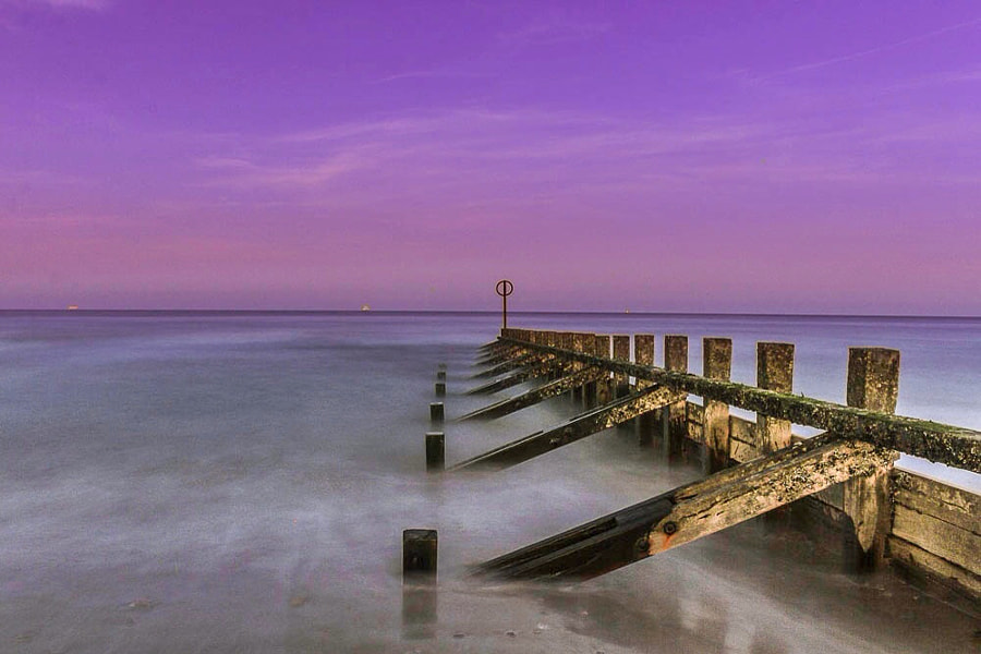 Photograph Aberdeen Beach by Neil Donald on 500px