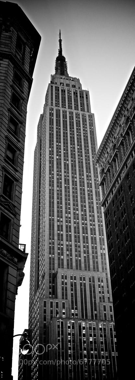 Photograph Empire by Mike Bernardo on 500px