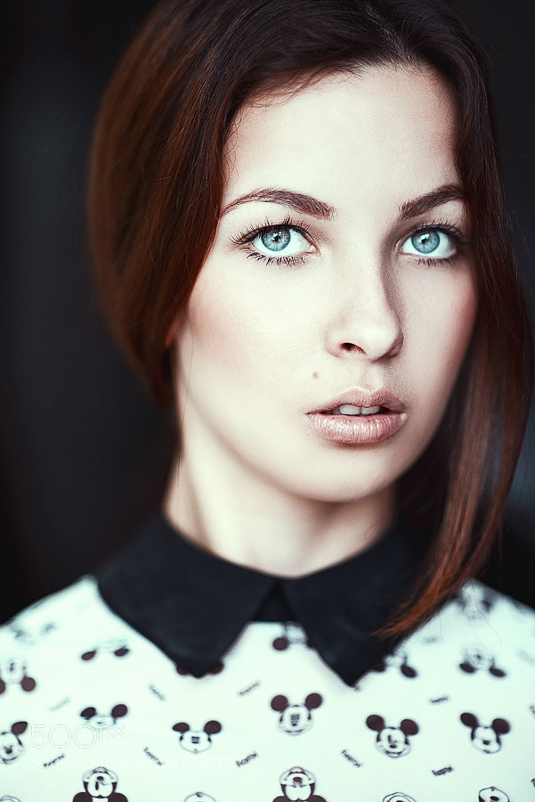 Photograph Evgeniya by Сергей Шарков on 500px