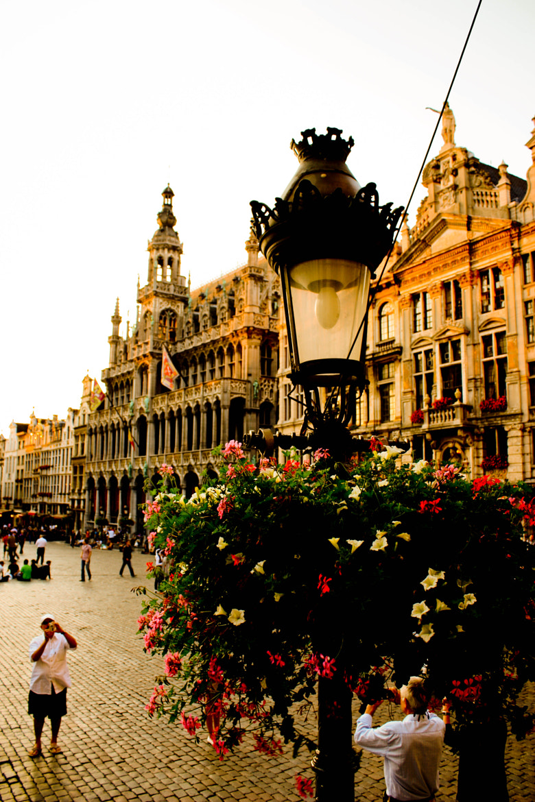 Photograph Grand Place by Gema Fernández on 500px