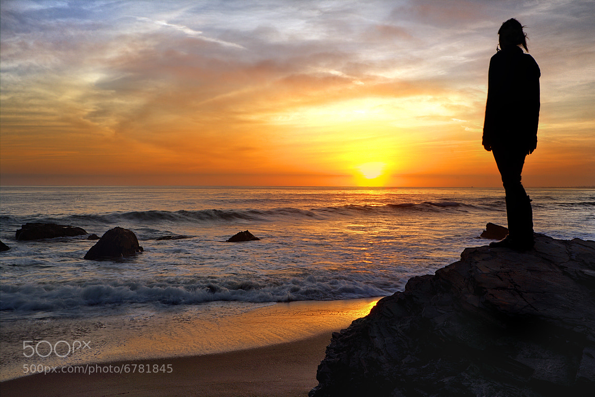 Photograph Sunset Watcher by Paul Richard Pucillo on 500px