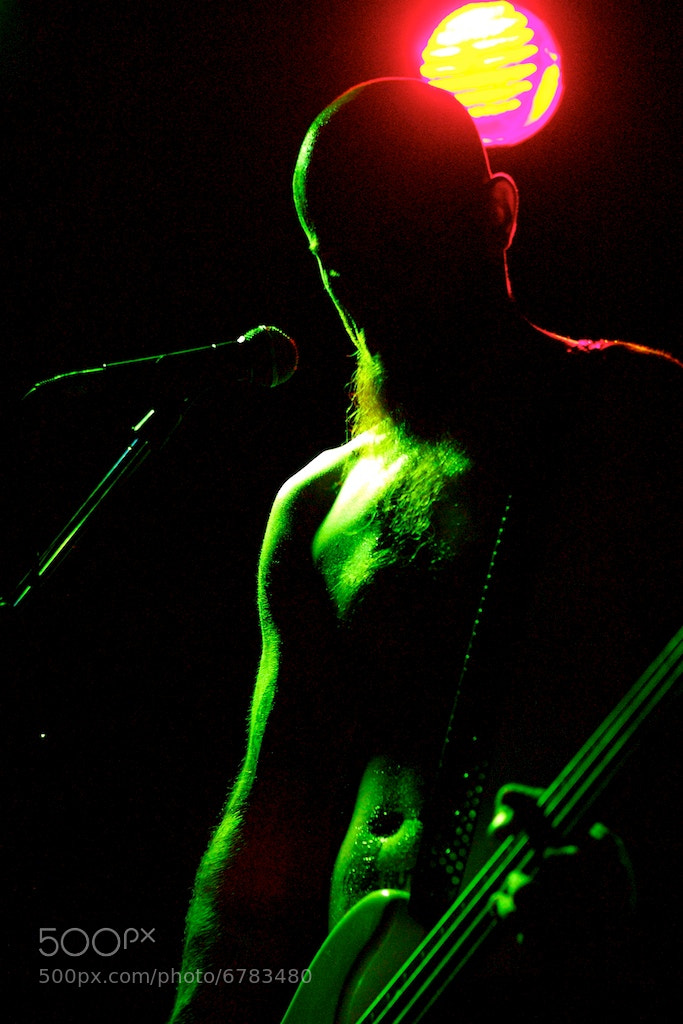 Photograph Nick Oliveri  by jonathan  lappin on 500px
