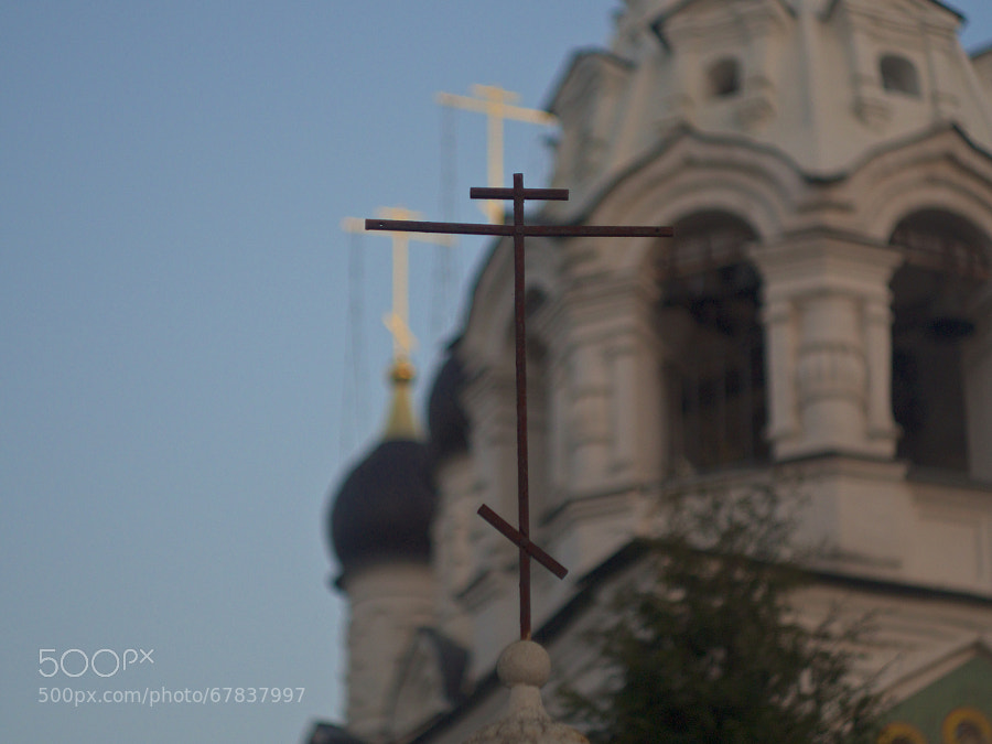 Photograph Cross by Andrew Barkhatov on 500px