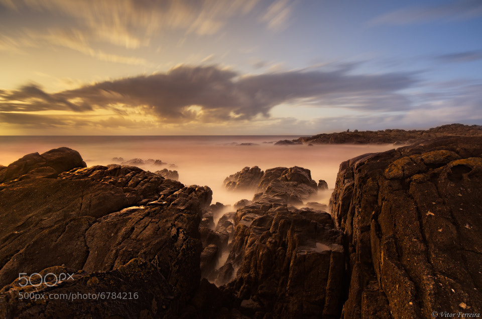 Photograph Rocky Pathway to Wonders by Vitor Ferreira on 500px