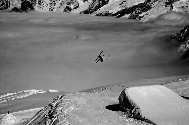 Photograph saas fee airlines by Alex Caballero on 500px