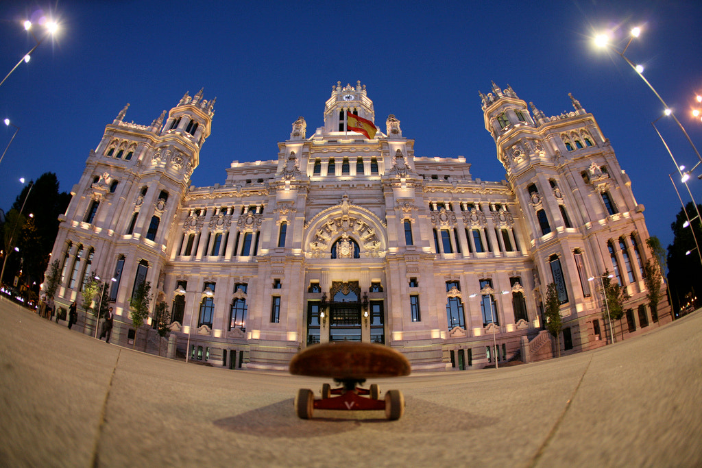 Photograph Madrid es skate by Alex Caballero on 500px